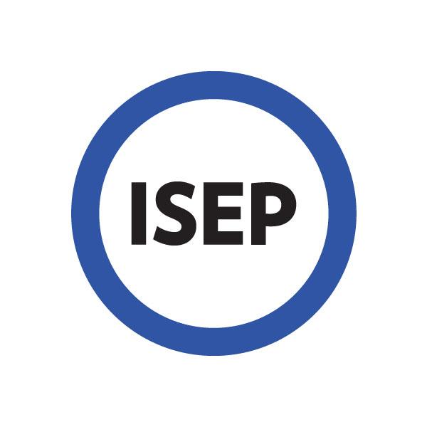 ISEP_Logo_True_Blue
